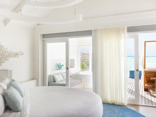LUX South Ari Atoll Temptation Pool Water Villa