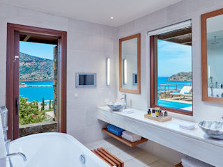 Blue Palace Island Luxury Suites Sea View Private Pool