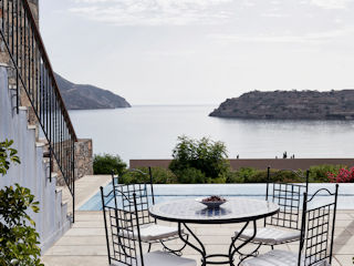Blue Palace Two Bedroom Villa Sea View Private Heated Poo