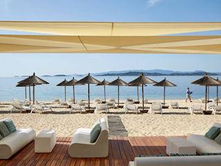 Eagles Palace Ammos Beach Bar
