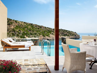 Daios Cove Waterfront One Bedroom Villa with private pool