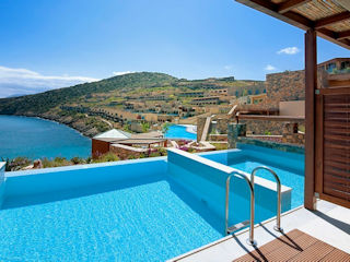 Daios Cove Deluxe Sea View with Individual Pool