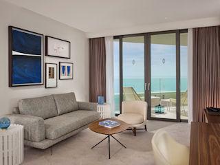 Parklane Panoramic Junior Suite, Sea View