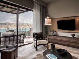 Domes of Elounda Luxury Family Two Bedroom Suite Sea View with Outdoor Jacuzzi