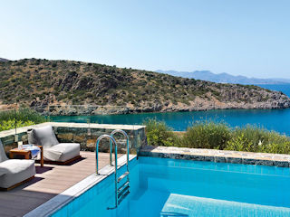 Daios Cove Two Bedroom Family Villa with Private Pool