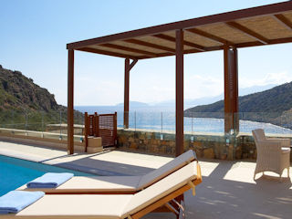 Daios Cove One Bedroom Suite Sea View with Private Pool