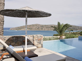 Blue Palace Two Bedroom Deluxe Room with Private Heated Pool