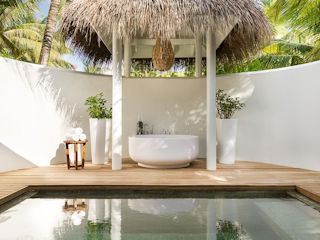 LUX South Ari Atoll Beach Pool Villa