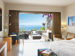 Daios Cove Deluxe Sea View Room