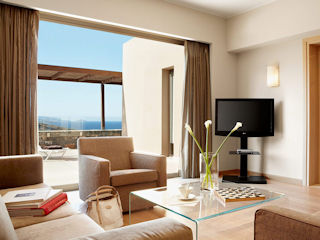 Daios Cove One Bedroom Suite Sea View