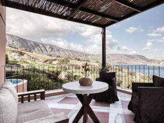 Domes of Elounda Family Suite Sea View Private Pool