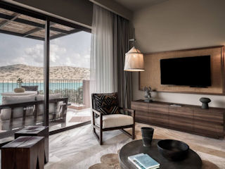 Domes of Elounda Family Suite Sea View Outdoor Jacuzzi
