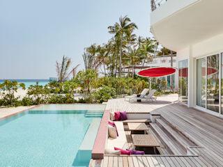 LUX NMA Three Bedroom Beach Residence