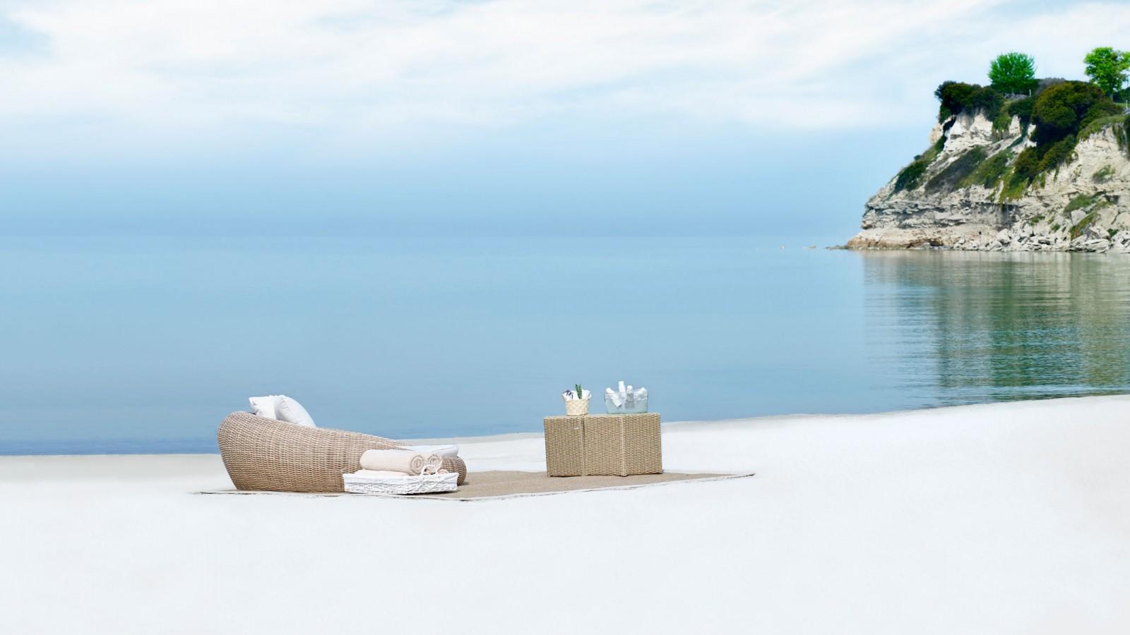 Sani Asterias Beach