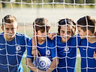 Sani Asterias Chelsea Academy