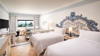 Pine Cliffs Hotel _ Grand Deluxe Twin Bedroom Atlantic View