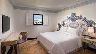 Pine Cliffs Hotel _ Junior Suite Bedroom