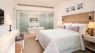 Pine Cliffs _ One & Two Bedroom Ocean Suite Master Bedroom