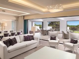 Pine Cliffs _Presidential Suite Living Room