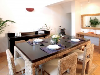 Townhouse _Dining Area