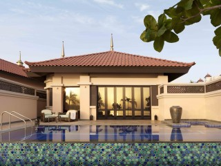 One Bed Beach Villa, Anantara Dubai The Palm Resort And Spa