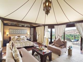 Berber Tent, Kasbah Tamadot