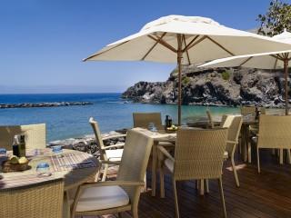 Beach Club Terrace, Ritz Carlton Abama