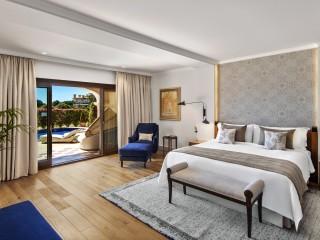 Blue Oasis Suite, St Regis Mardavall Mallorca