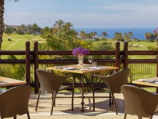 Casa Club restaurant terrace, Ritz Carlton Abama