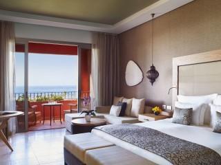 Citadel Deluxe Room - King- Ocean View, Ritz Carlton Abama