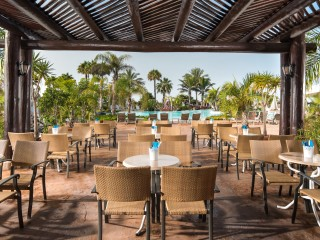 Coral Pool Bar, Sheraton La Caleta