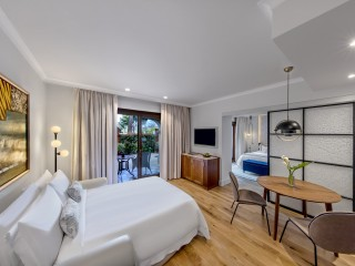 Deluxe Family Guest Room with Sofa Bed, St Regis Mardavall Mallorca