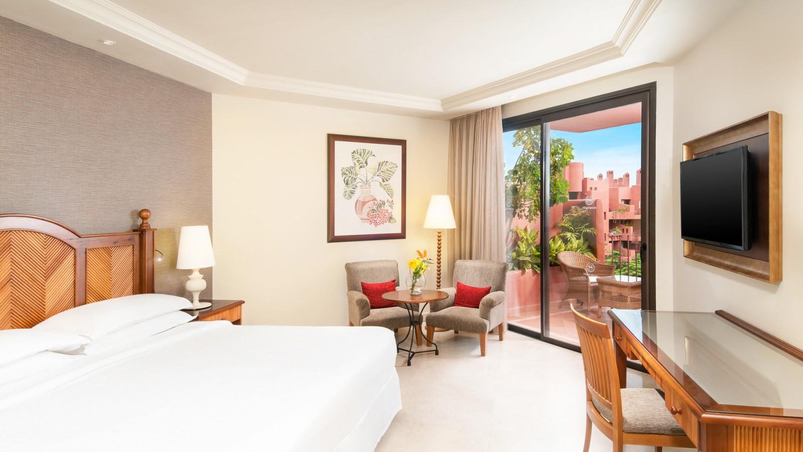 Deluxe Room, Sheraton La Caleta