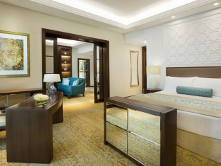 Executive Suite, Ritz Carlton Dubai