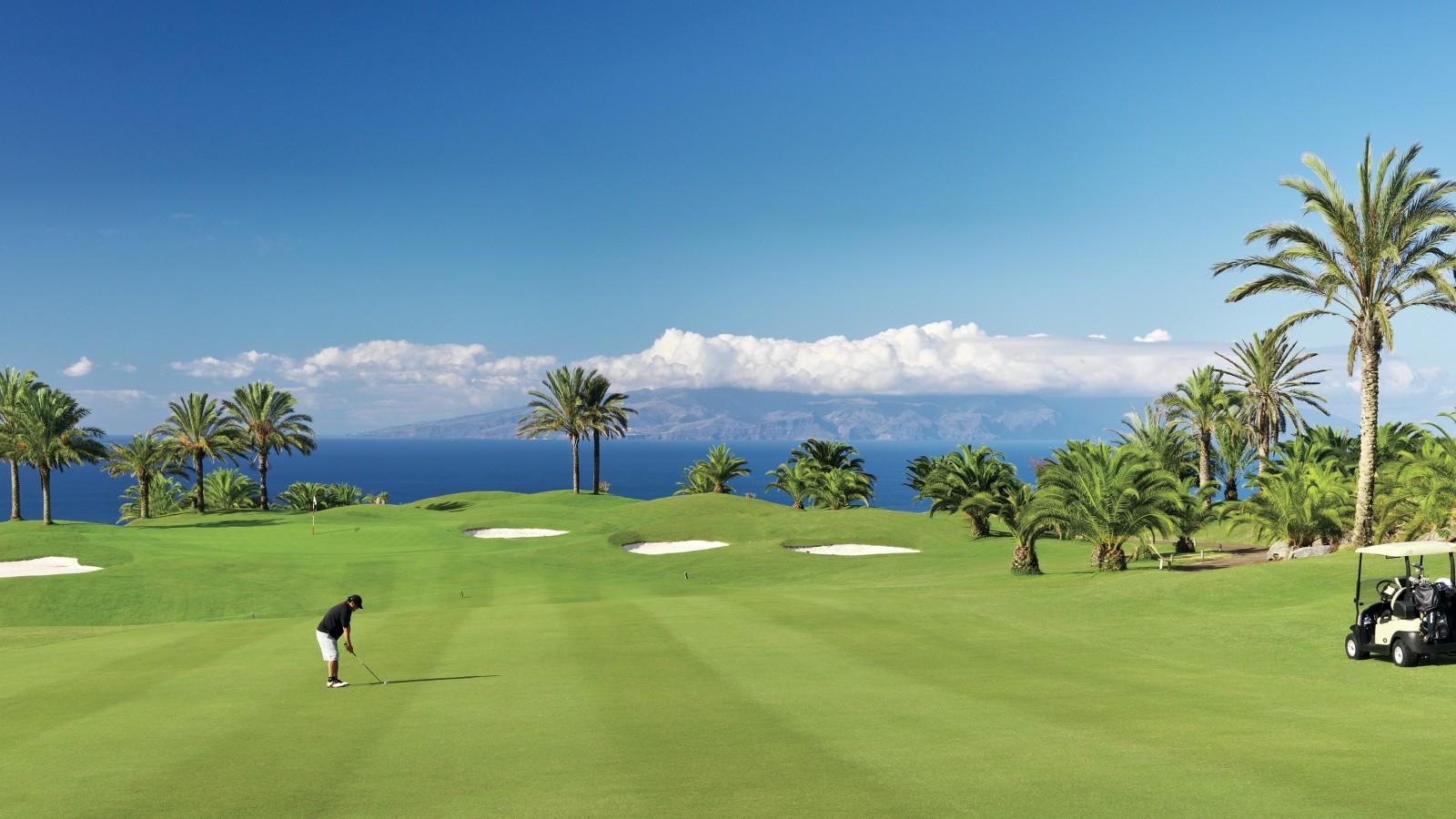 Golf Course, Ritz Carlton Abama