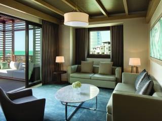 Jumeirah Al Naseem - Family Suite - Living Room