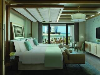 Jumeirah Al Naseem - Ocean Deluxe Room - Twin Bedroom