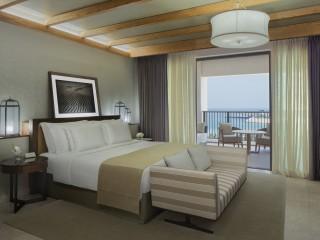 Jumeirah Al Naseem - Ocean Suite Bedroom