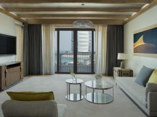 Jumeirah Al Naseem - Ocean Suite Living Room