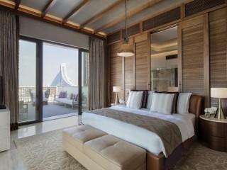 Jumeirah Al Naseem - Presidential Suite - Bedroom