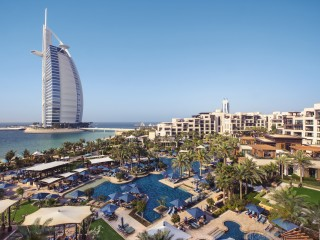 Jumeirah Al Naseem - Resort View - Day Shot