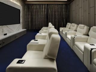 Jumeirah Al Naseem - Royal Suite - Cinema Room