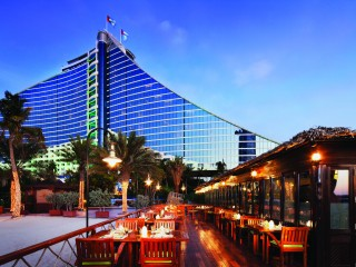 Jumeirah Beach Hotel - Beachcombers Terrace