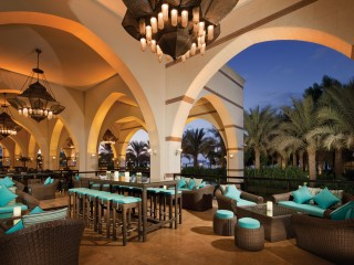 Jumeirah Zabeel Saray - Club Terrace