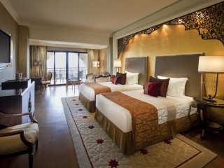 Jumeirah Zabeel Saray _ Deluxe Double Room, Sea View