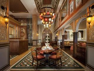 Jumeirah Zabeel Saray - Lalezar Restaurant