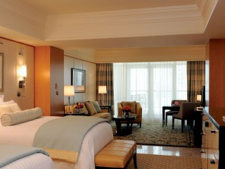 Junior Suite, Ritz Carlton Dubai