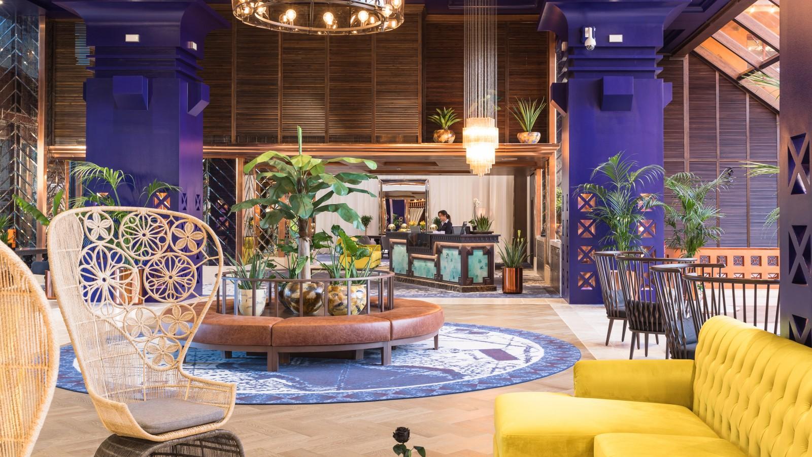 Kempinski Hotel Bahía Lobby