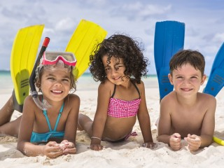 Kids, The Residence Mauritius