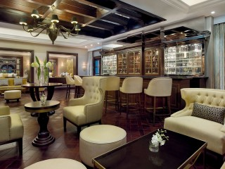 Library Bar, Ritz Carlton Dubai